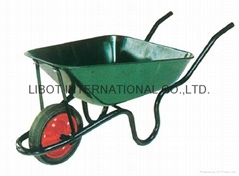 AFRICA WHEELBARROW WB3800 WITH SOLID RUBBER WHEEL