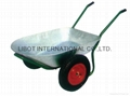 TWO WHEEL&TWO HANDLEWHEELBARROW WB6406