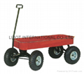 GARDEN CART TC1800 WITH AIR WHEEL