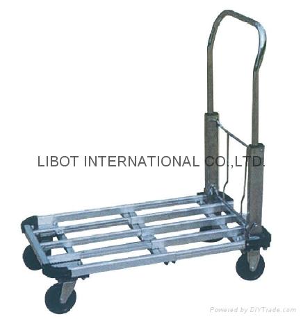 Alum Platform Handtruck PH153 1