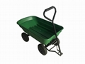 GARDEN TIPPING CART TC4253A