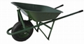 65L STRAIGHT HANDLE WHEELBARROW WB6100