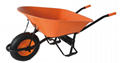 6CBF HEAVY DUTY WHEELBARROW with rubber
