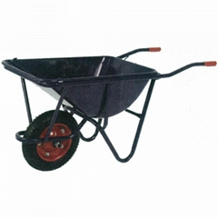 JAPAN STYLE WHEELBARROW WB3502 with Rubber Tyre