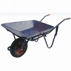 43L Japan style  steel construction wheelbarrow WB2709G
