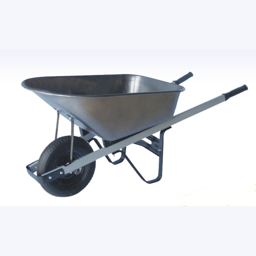90L STEEL WHEELBARROW WB6024 1