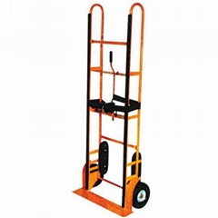 200KG STEEL STAIR CLIMB HANDTRUCK HT1557 WITH SOLID TYRE