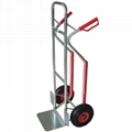 ALUM HANDTROLLEY HT1878AL WITH RUBBER