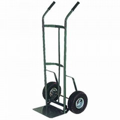 200KG HANDTRUCK WITH 3.50-4INCH RUBBER AIR WHEEL