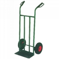 HANDTROLLEY 180KG LOAD WITH 10INCH RUBBER AIR WHEEL 1