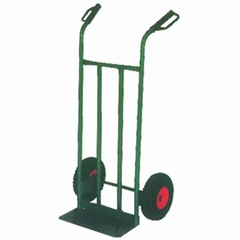 HANDTROLLEY 180KG LOAD WITH 10INCH RUBBER AIR WHEEL
