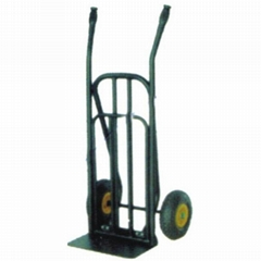 250KG HANDTRUCK WITH RUBBER AIR WHEEL