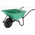GARDEN 85L PP TRAY WHEELBARROW WB6414P