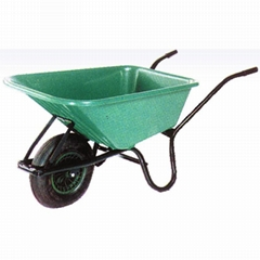 85L PP TRAY WHEELBARROW WB6414P