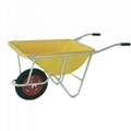 ALUM FRAME WHEELBARROW WB3503AL WITH