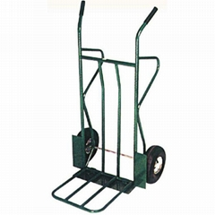 200KG HANDTROLLEY WITH 3.50-4 RUBBER WHEEL