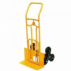 200KG 6WHEEL STAIR CLIMB HANDTRUCK HT5577