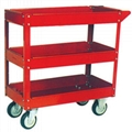 3LAYER METAL SERVICE CART SC1350 WITH CASTOR