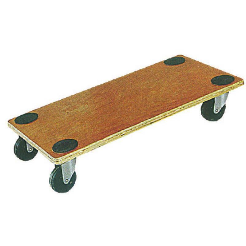 100KG Plywood Hand Push Dolly TC0502-II