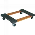 Hard Wood Dolly Tool Cart TC0500  with