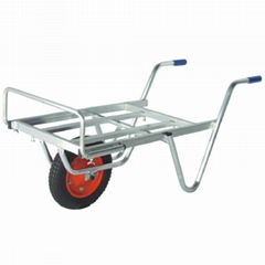 GARDEN TOOL CART TC1001AL WITH RUBBER AIR WHEEL