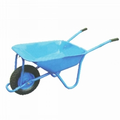 GALVANIZED TRAY 85L WHEELBARROW WB5009