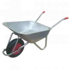 RUSSIA STYLE 85L GALVANIZED WHEELBARROW WB5009-1