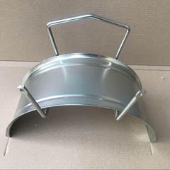 热镀锌水管架