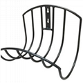 STEEL WIRE HOSE HANGER COLOR CAN BE CHANGED