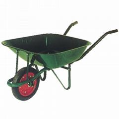 Garden Tool 5CUFT Steel construction wheelbarrow WB6500