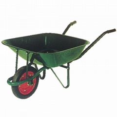 Garden Tools 5CUFT Steel construction wheelbarrow WB6500
