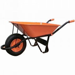 Heavy Duty Tools 5CBF South America Style wheel barrow WB7000
