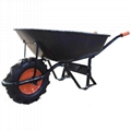 South America Style 6CBF Construction wheelbarrow WB9000-1