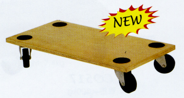 Wooden Dolly TC0502-II 1