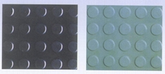 ROUND DOT RUBBER SHEET RM-2