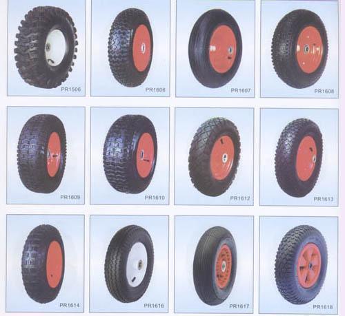 氣胎輪 1
