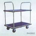 TWO LAYER PLATFORM HANDTRUCK PH3002