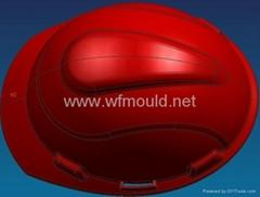 HDPE Helmet Mould