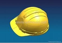 ABS Helmet Mould