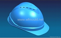 PE Safety Helmet Mould