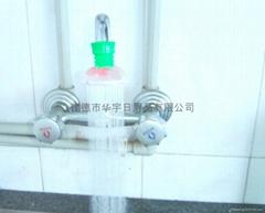 Faucet  Splash shower nozzle