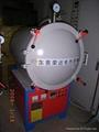Vacuum furnace, high temperature furnace