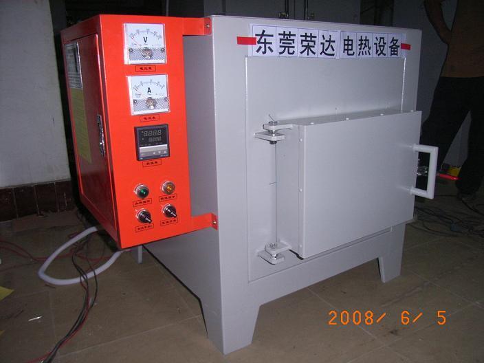 Vacuum furnace, high temperature furnace 3