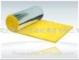 铝箔贴面玻璃棉卷毡 1