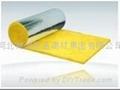 铝箔贴面玻璃棉卷毡