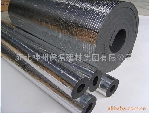 铝箔贴面橡塑保温产品 1