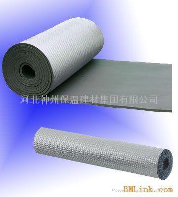 铝箔贴面橡塑保温产品 5
