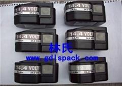 14.4V打包機電池