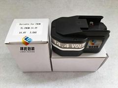 14.4V打包機電池P322打包機專用電池原裝鋰電池