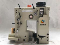 原裝紐朗DS-9C全自動縫包機高速口袋封口縫紉機